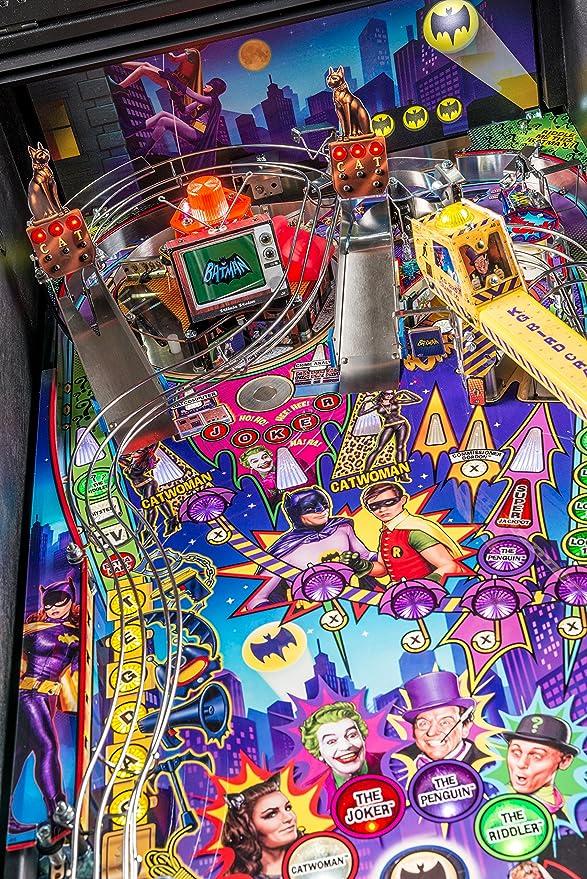 Amazon com : Stern Pinball Batman '66 Premium Arcade Pinball