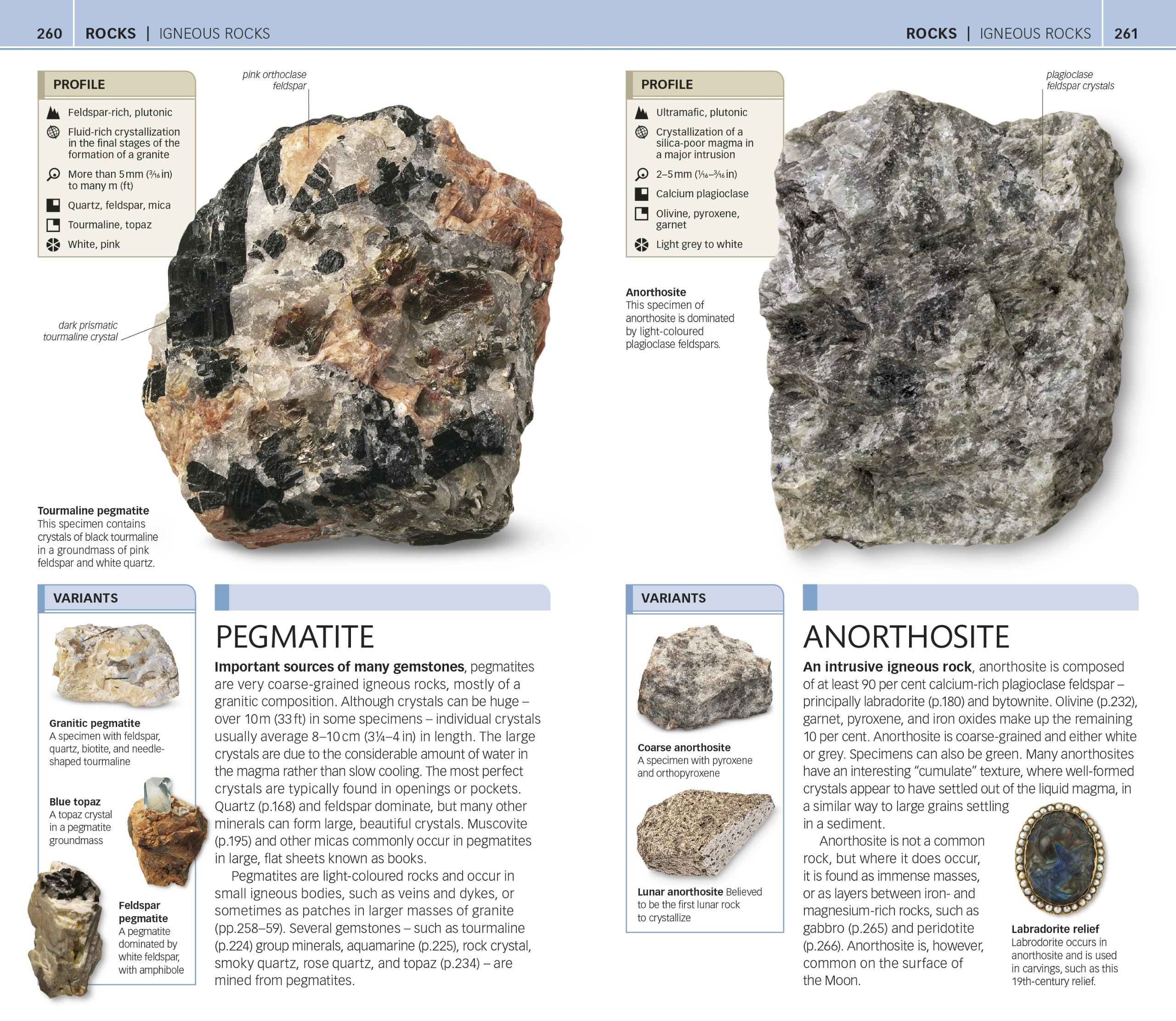 The World in Your Hands Nat Gd:Rocks and Minerals