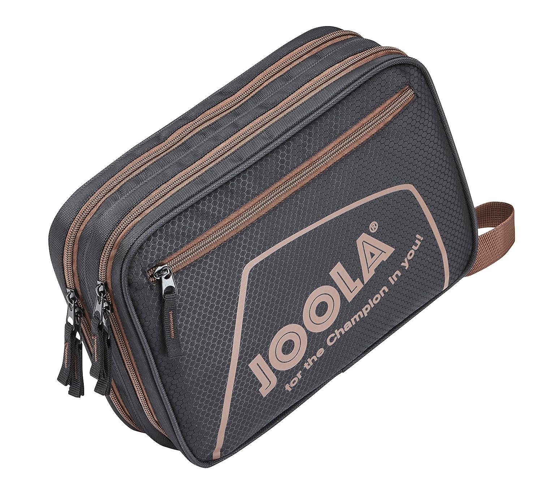 Joola Unisex Safe Bat Caso, Unisex, Safe, nero-marrone, JOOA5|#JOOLA 80120