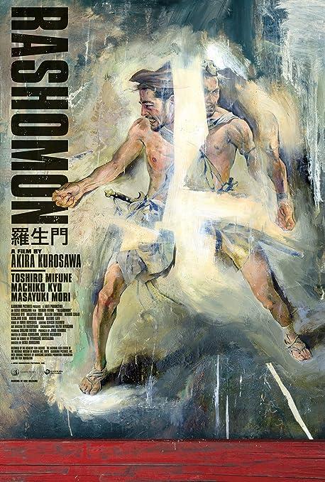 "Amazon.com: Rashomon (Akira Kurosawa) Movie Poster 24""x36 ..."