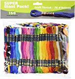 Iris Craft Thread Super Giant Pack, 150-Pack