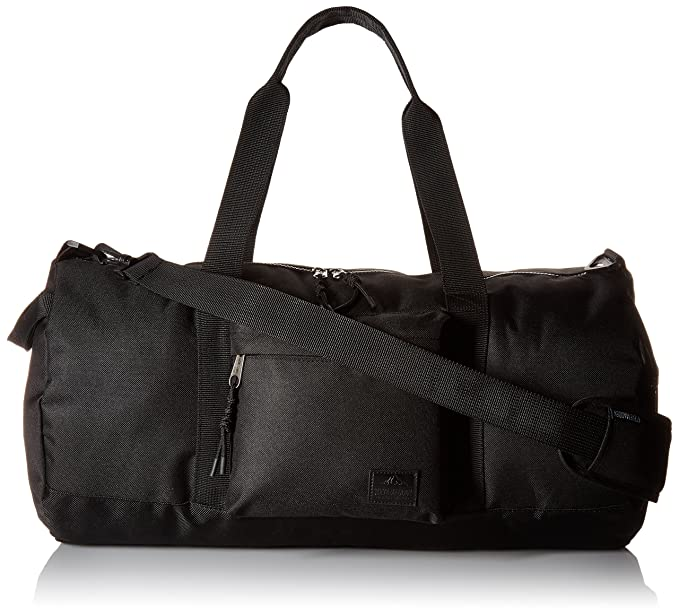31bbe7b62924 Image Unavailable. Image not available for. Color  Steve Madden Men s Solid  Nylon Duffle ...