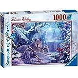 Ravensburger Winter Wolves 1000pc Jigsaw Puzzle