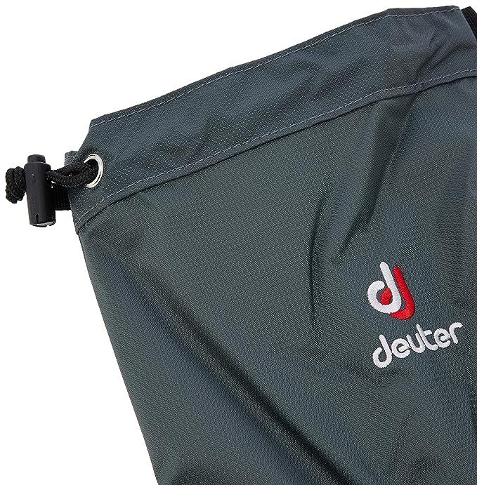innovative design famous brand aliexpress Deuter Gamasche Altus Gaiter S, Granite/Black, 40 cm, 3930015