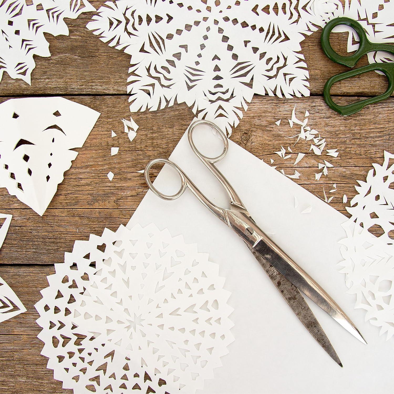 Premium Transparente Pack de seda M/ás divertido con el dibujo Dise/ño de Artesan/ía Rollo de papel de seda Office Tree de 10 m de largo y 100 cm de ancho Blanco Corte de papel y papel de dibujo Cortado como un profesional
