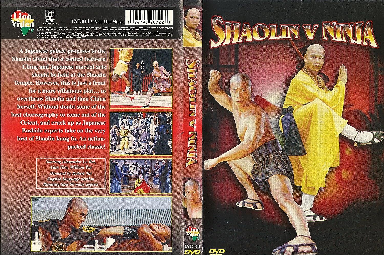 Amazon.com: Shaolin vs. Ninja: Alexander Rei Lo, William Yen ...