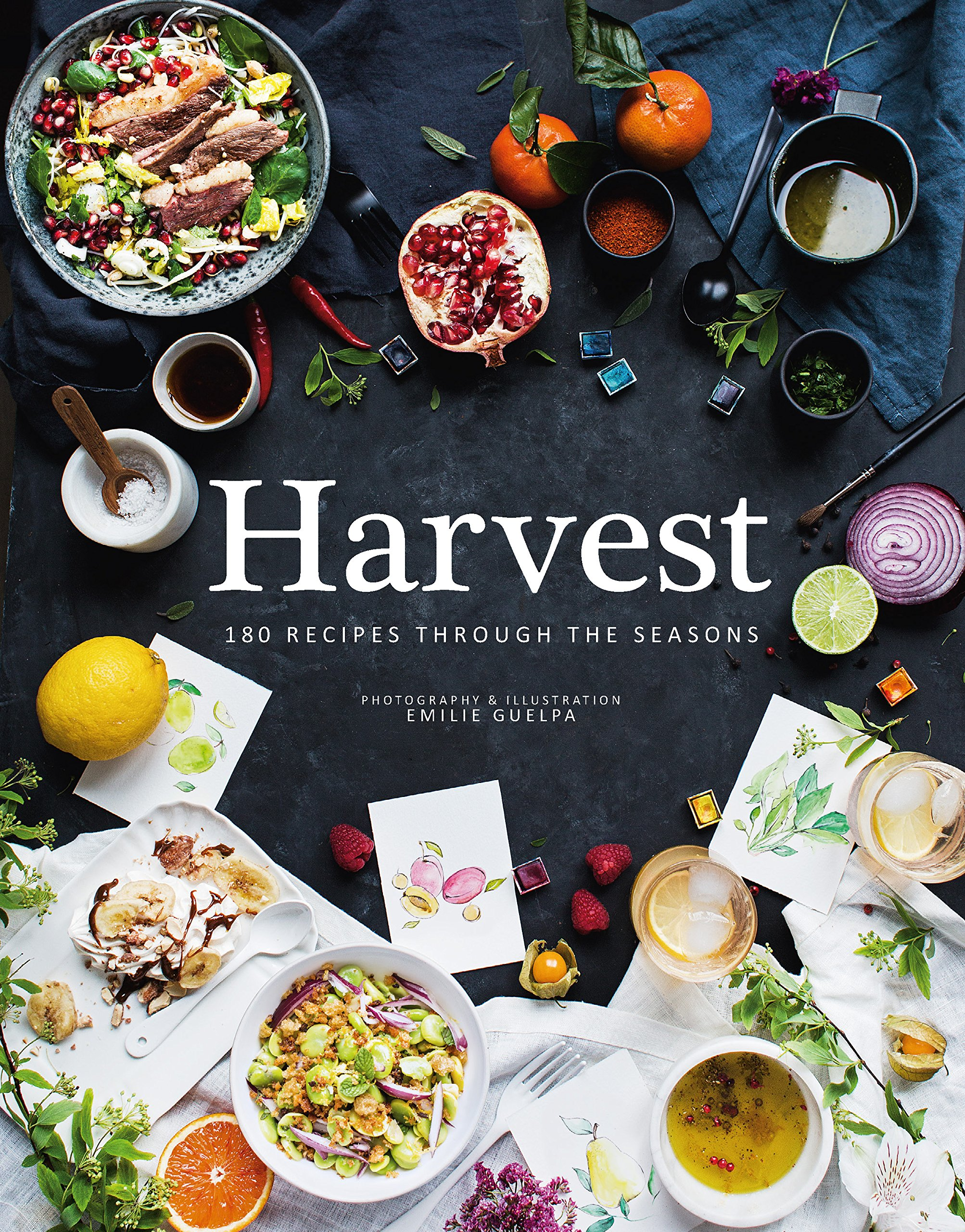 Harvest: 180 Recipes through the Seasons: Amazon.es: Emilie Guelpa: Libros en idiomas extranjeros