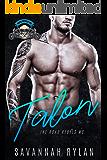 Talon (The Road Rebels MC Book 2)