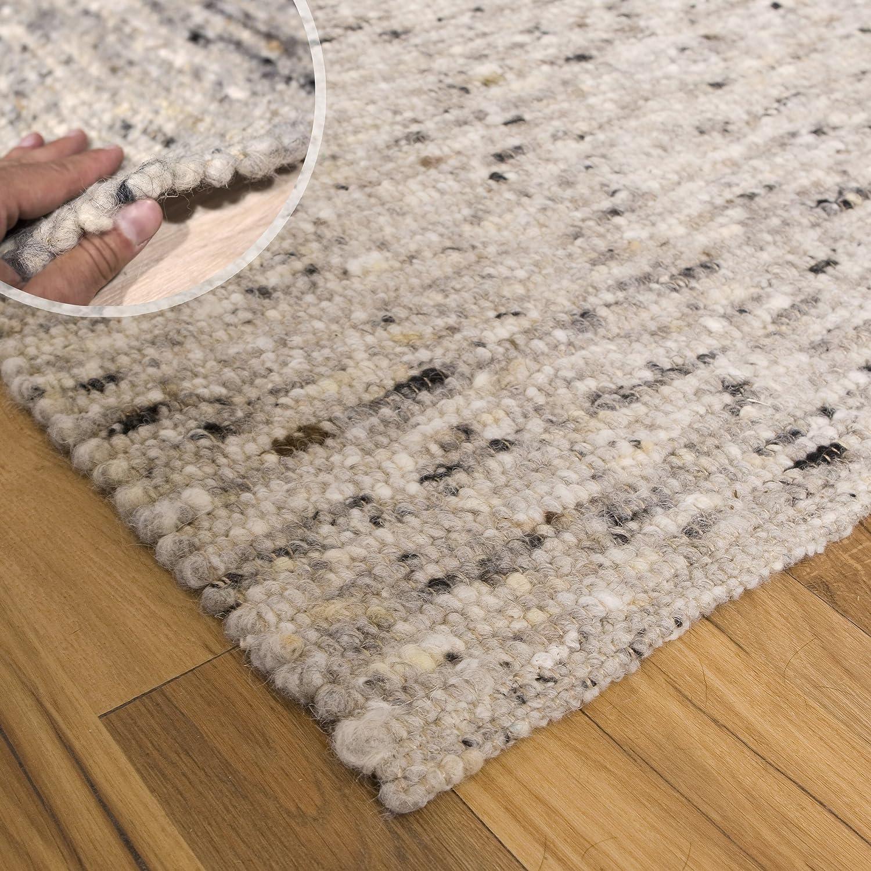 Hand-Web-Teppich