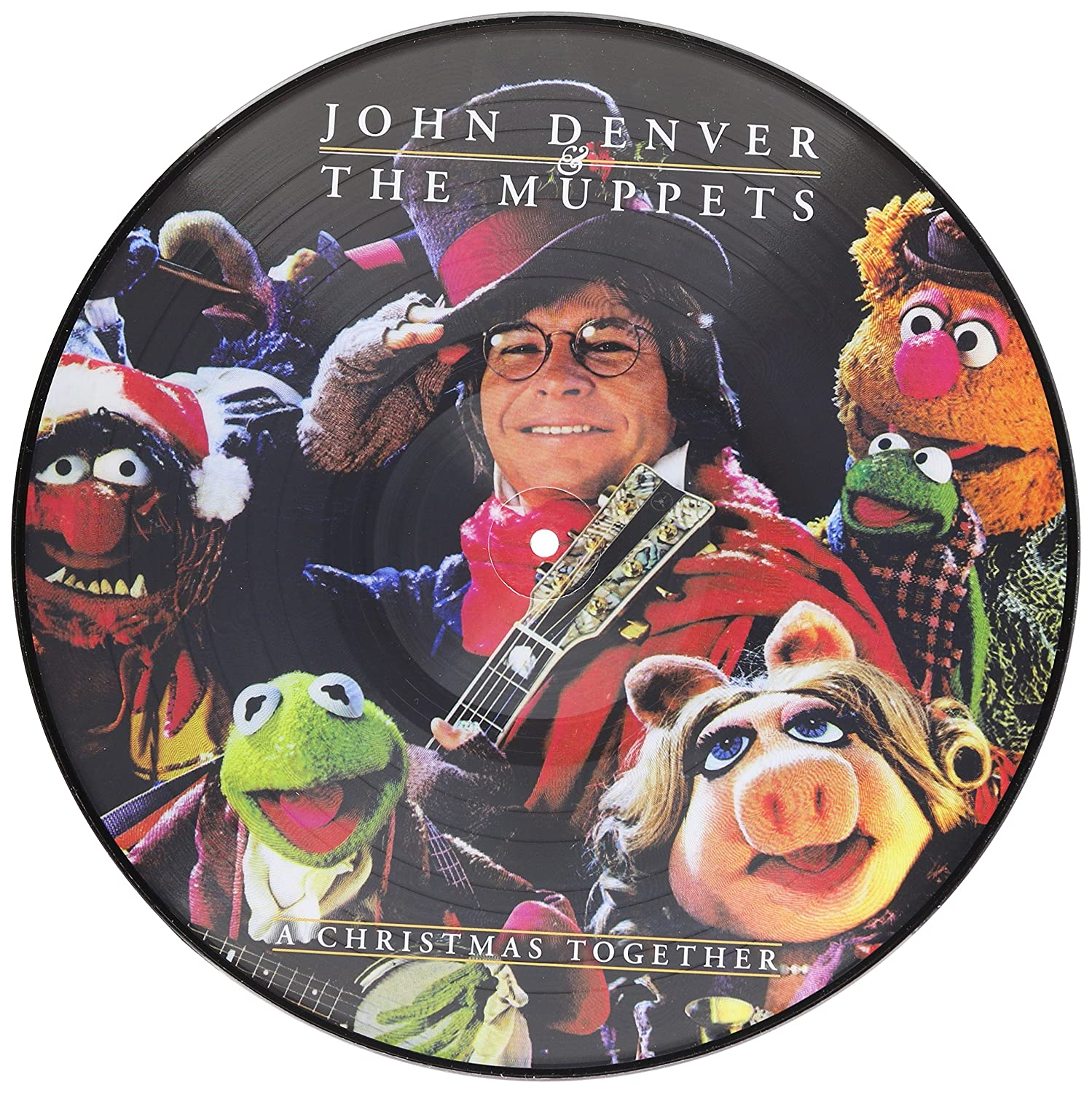 John Denver & The Muppets - A Christmas Together [Picture Disc ...