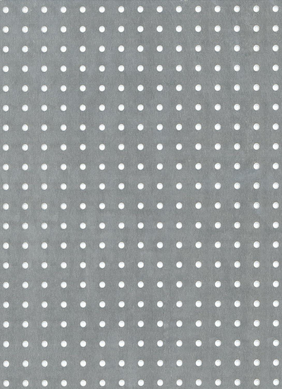 Aluminium 120 x 1000 x 0,8 mm natur GAH-Alberts 464233 Lochblech runde Lochung
