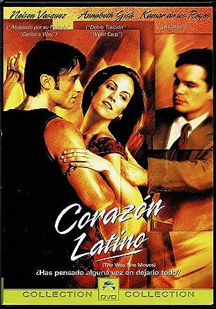 Corazón Latino [DVD]: Amazon.es: Annabeth Cish, Kamar De Los ...