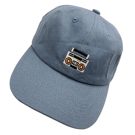 19f03f0514c00 CZZYTPKK Radio Baseball Cap Dad Hats Embroidered Adjustable Snapback Cotton  Unisex Denim