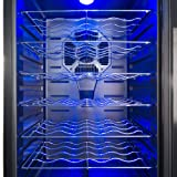 Electro Boss Black 28 Bottle Wine Cooler