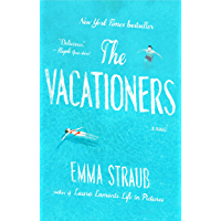 The Vacationers: A Novel book cover