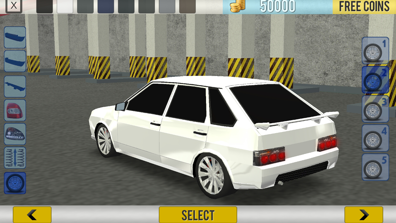 Amazon Russian Cars 99 And 9 In City Appstore For Android