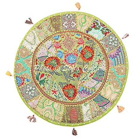 Amazon.com: Stylo Culture Cotton Traditional Throw Indian ...