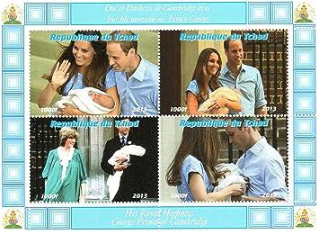 sellos del bebé Reales para la filatelia: Amazon.es: Electrónica