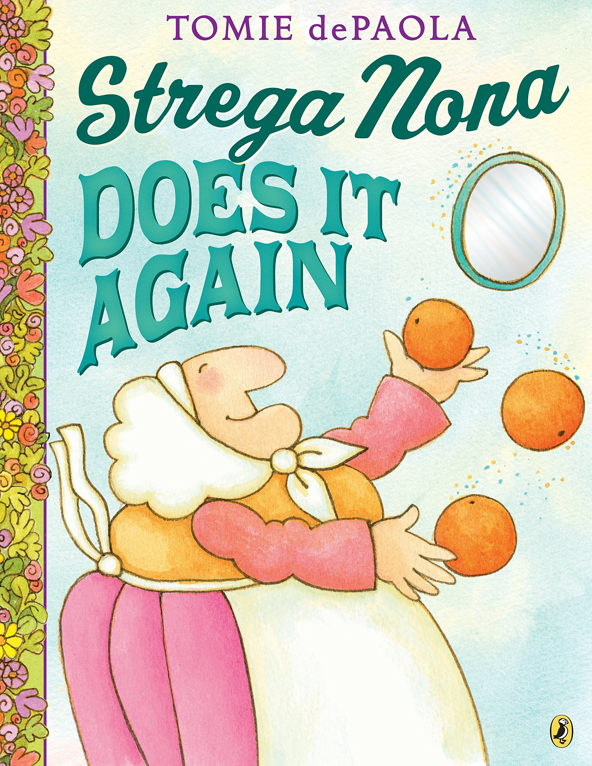 Strega Nona Does It Again pdf
