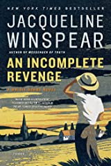 An Incomplete Revenge: A Maisie Dobbs Novel (Maisie Dobbs Mysteries Series Book 5) Kindle Edition