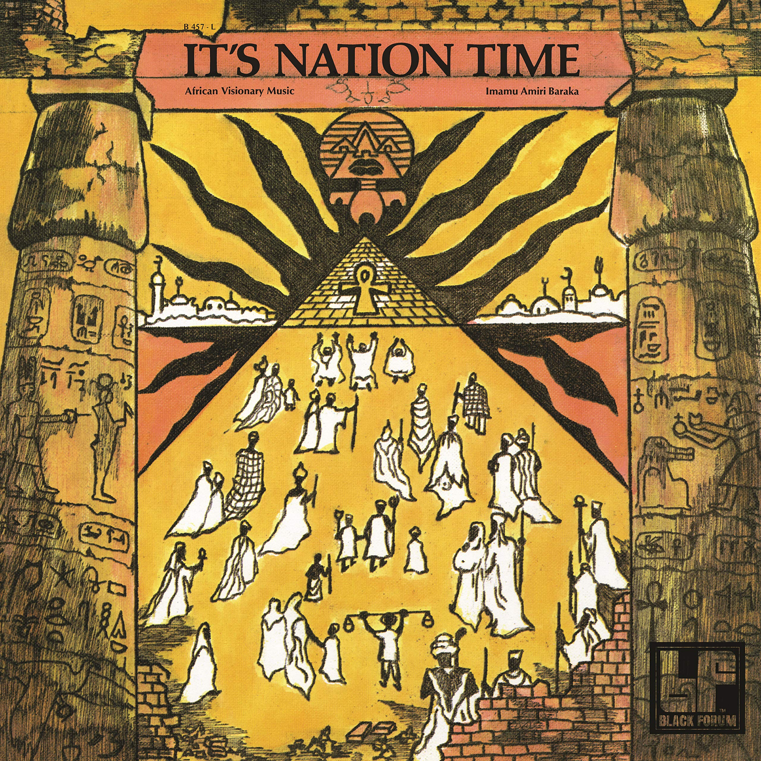 Vinilo : VARIOUS ARTISTS - It's Nation Time: African Visionary Music (various Artists) (LP Vinyl)