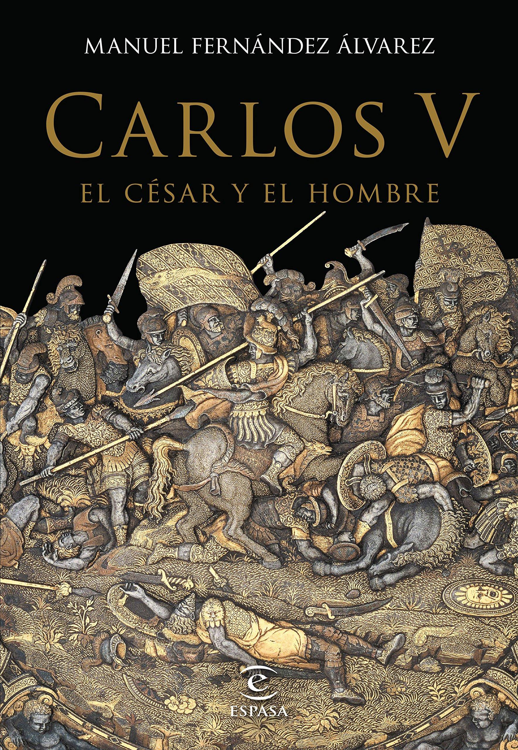 Carlos V, el césar y el hombre (BIOGRAFIAS): Amazon.es: Fernández Álvarez, Manuel: Libros