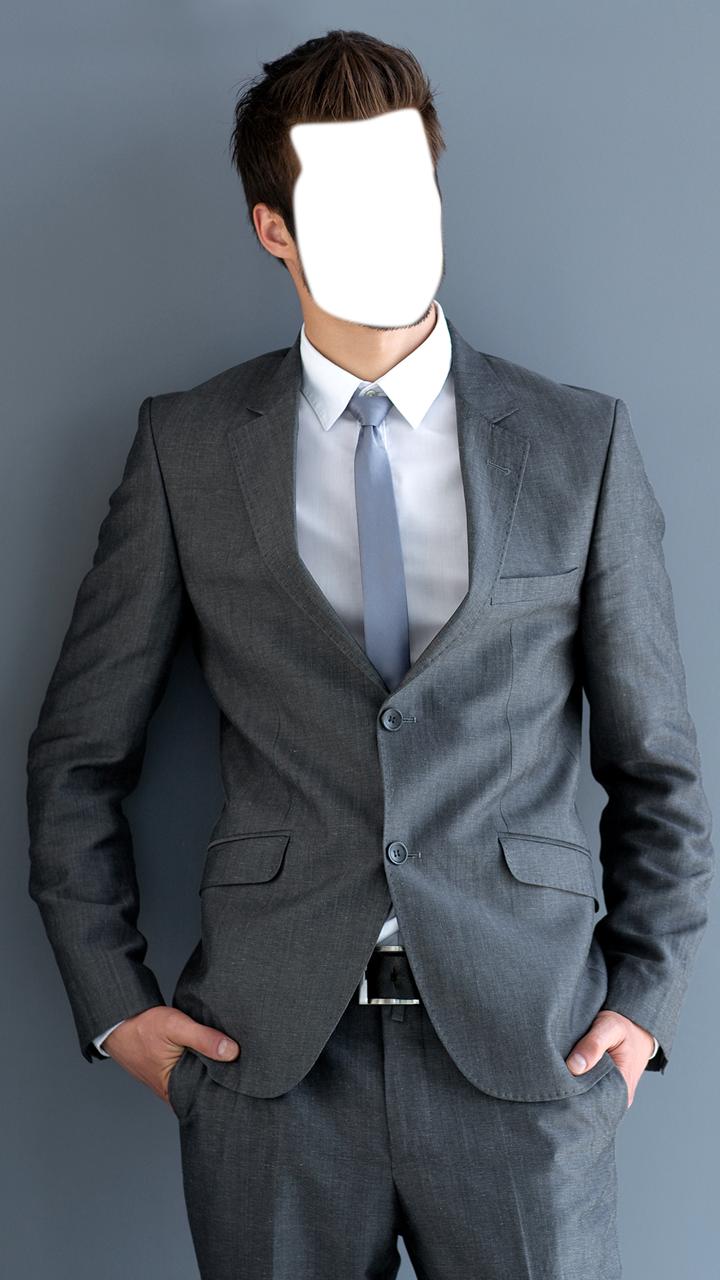 Cámara fotográfica de traje de hombre de negocios: Amazon.es ...