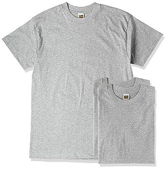 【クリックで詳細表示】(グンゼ)GUNZE G.T.HAWKINS BASIC PACKT-SHIRT Tシャツ 天竺 綿100% 3枚組