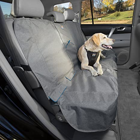 Kurgo Hunde Auto Sitzbezüge Und Rücksitzbank Schoner Für Haustierautos Universal Fit Größe 140cm Full Coverage Haustier