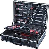 Connex COX566116 - Maletín herramientas metálico (116 piezas)