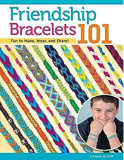Amazon Com Choose Friendship My Friendship Bracelet Maker Kit New