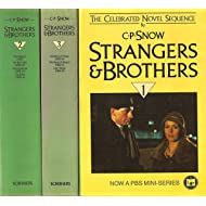 C. P. Snow- Complete 3 Volume Set of Strangers and Brothers - Time of Hope, George Passant, The Conscience of The Rich, The Light and The Dark, The Masters, The New Men, Homecomings, The Affair, Corridors of Power, The Sleep of Reason, Last Things