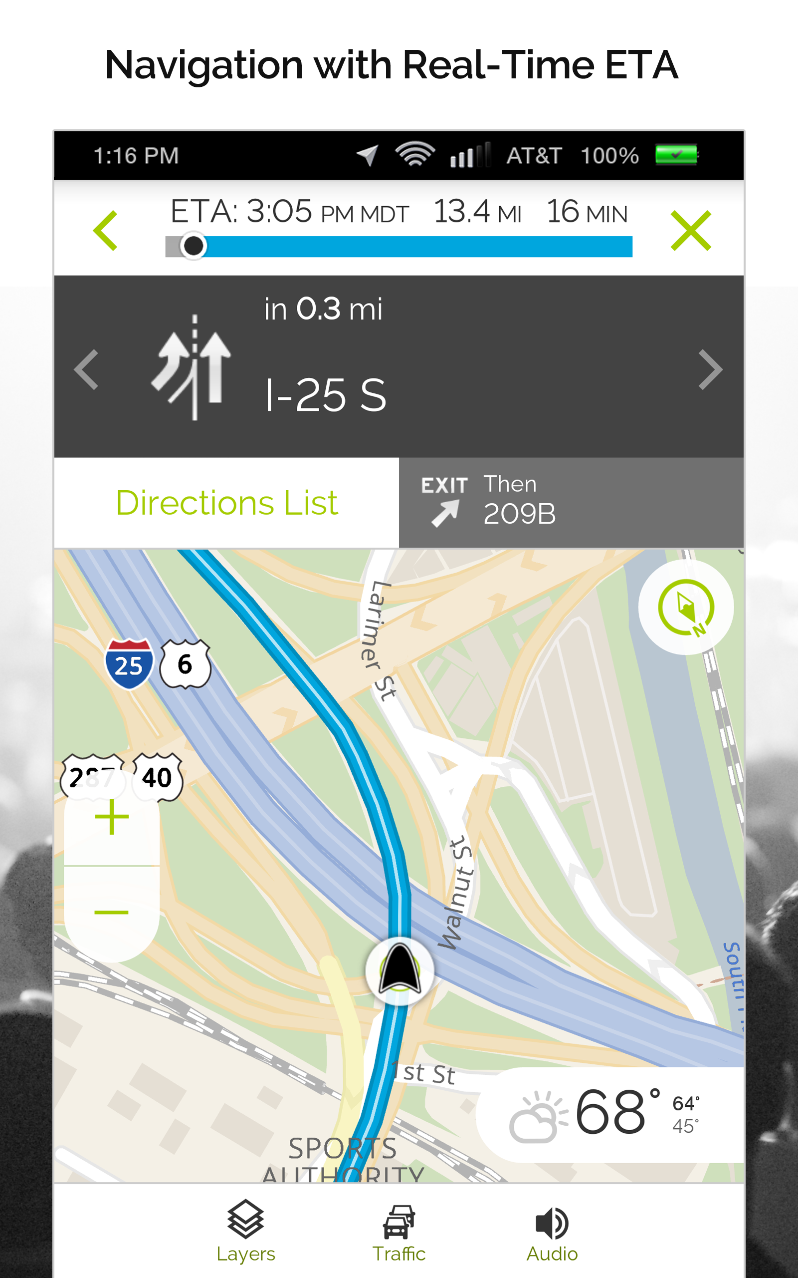 mapquest appstore for android