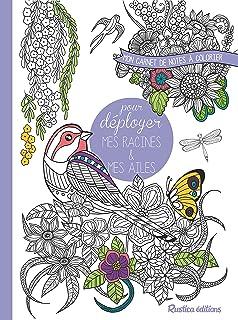 Coloriage Jardin Arbres.Oiseaux De Paradis Jardins Des Delices Arbres De Vie Amazon Fr