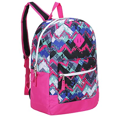 98032dcf0c3f 18 Inch Student Backpack Bag