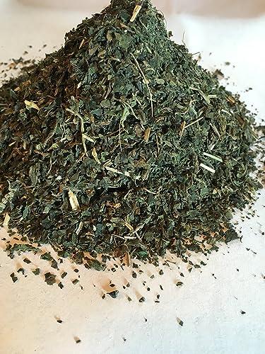 Organic Bio Herbs-Organic Dried Nettle Leaf leaves Urtica Dioica 2 Oz.