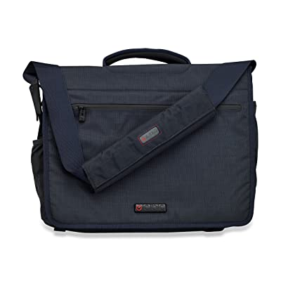 ECBC Zeus Messenger Bag for 15-Inch Laptop,Blue