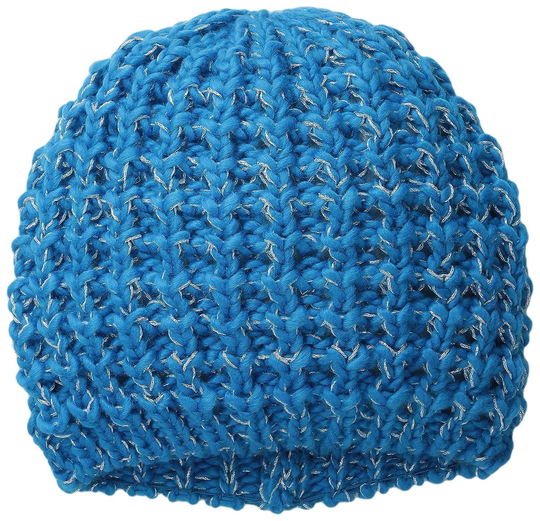 Digits Big Girls Icelandic Metallic Yarn Knit Beanie
