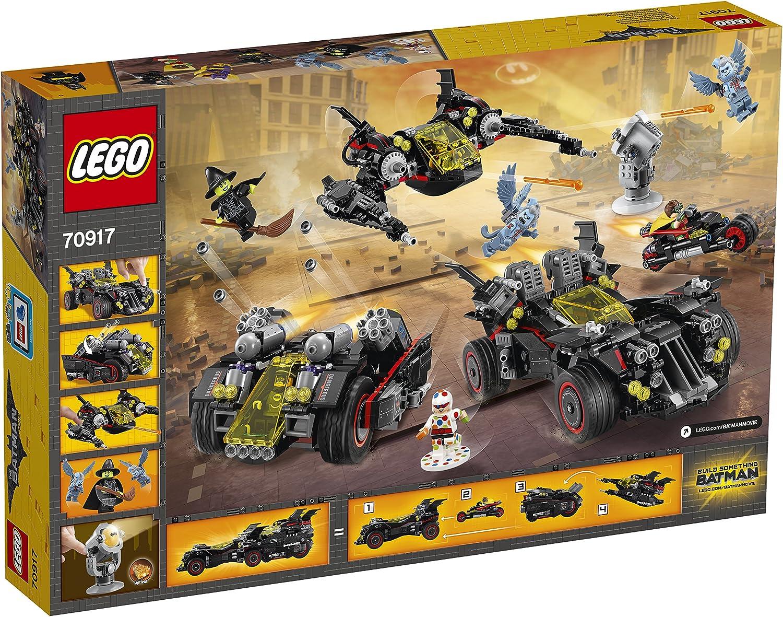 "LEGO DC Comics UK 70917 /""The Ultimate Batmobile/"" Construction Toy"