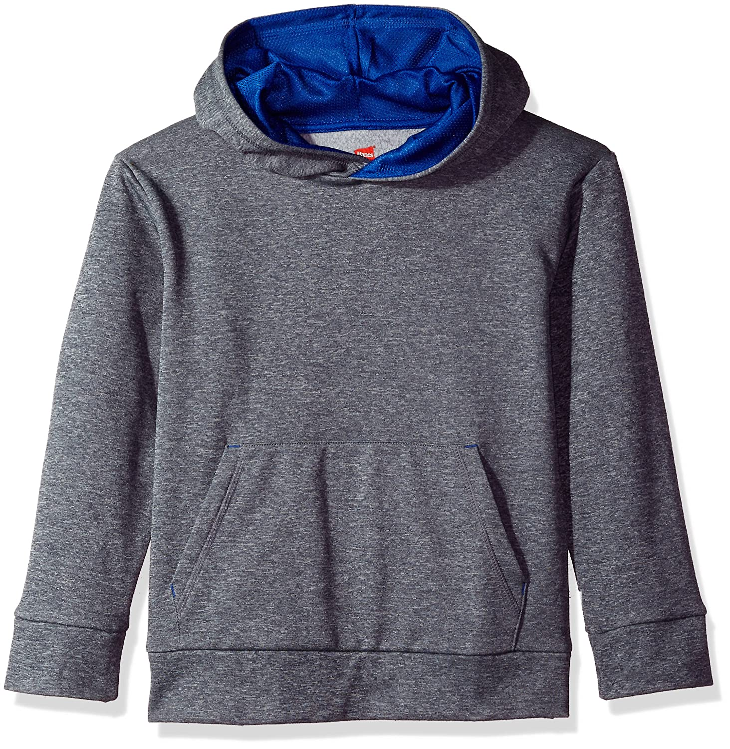 Hanes Boys' Big Tech Fleece Pullover Raglan Hoodie OD258