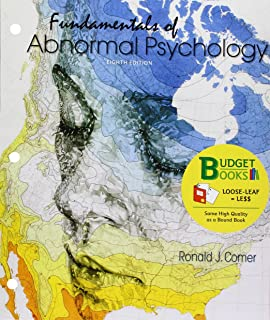Amazon. Com: launchpad for fundamentals of abnormal psychology (6.