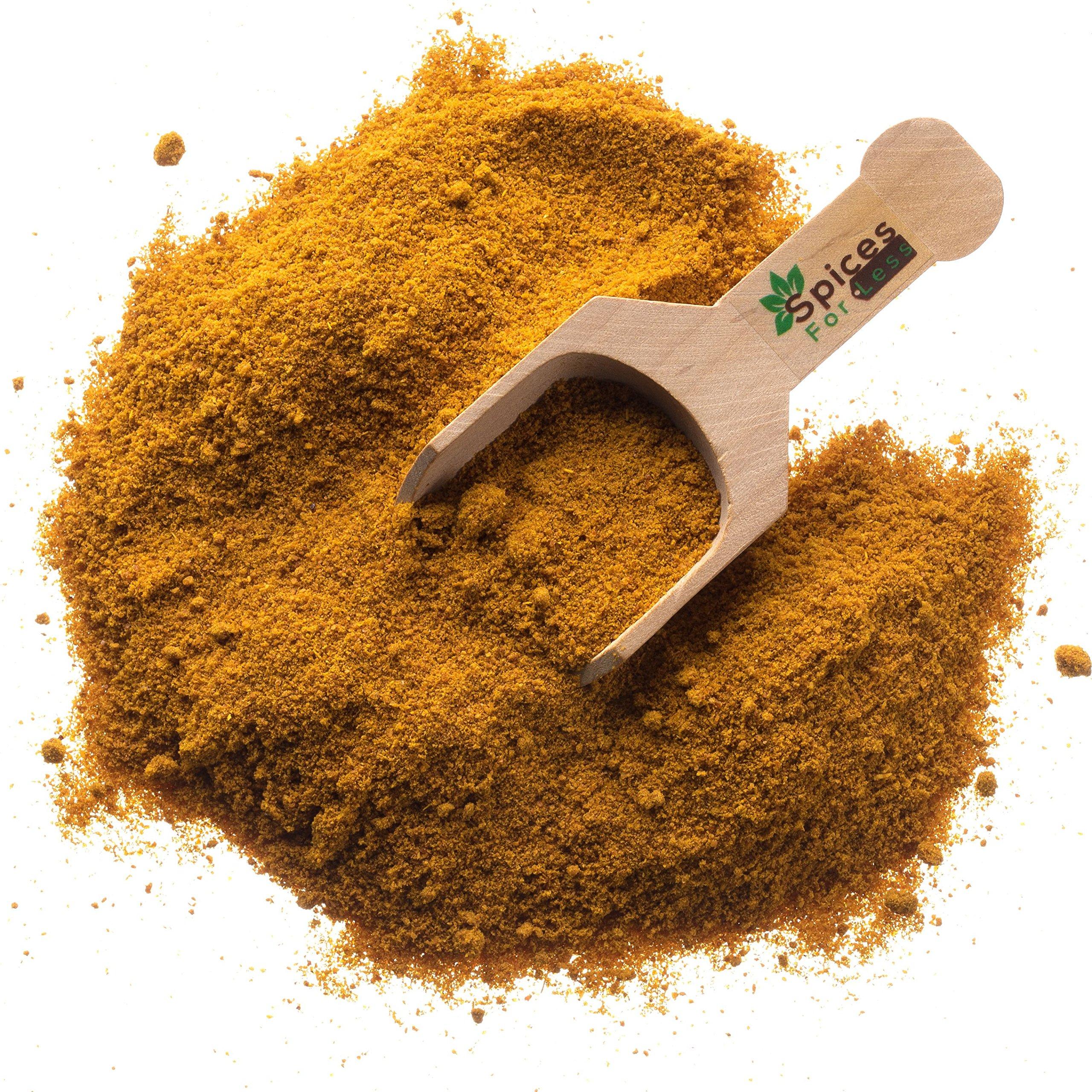 Chili Pepper, Aji Amarillo Powder - 5 lbs Bulk