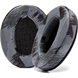WC Wicked Cushions Upgraded Replacement Earpads for ATH M50X - Fits Audio Technica M40X / M50XBT / HyperX Cloud & Cloud 2 / S