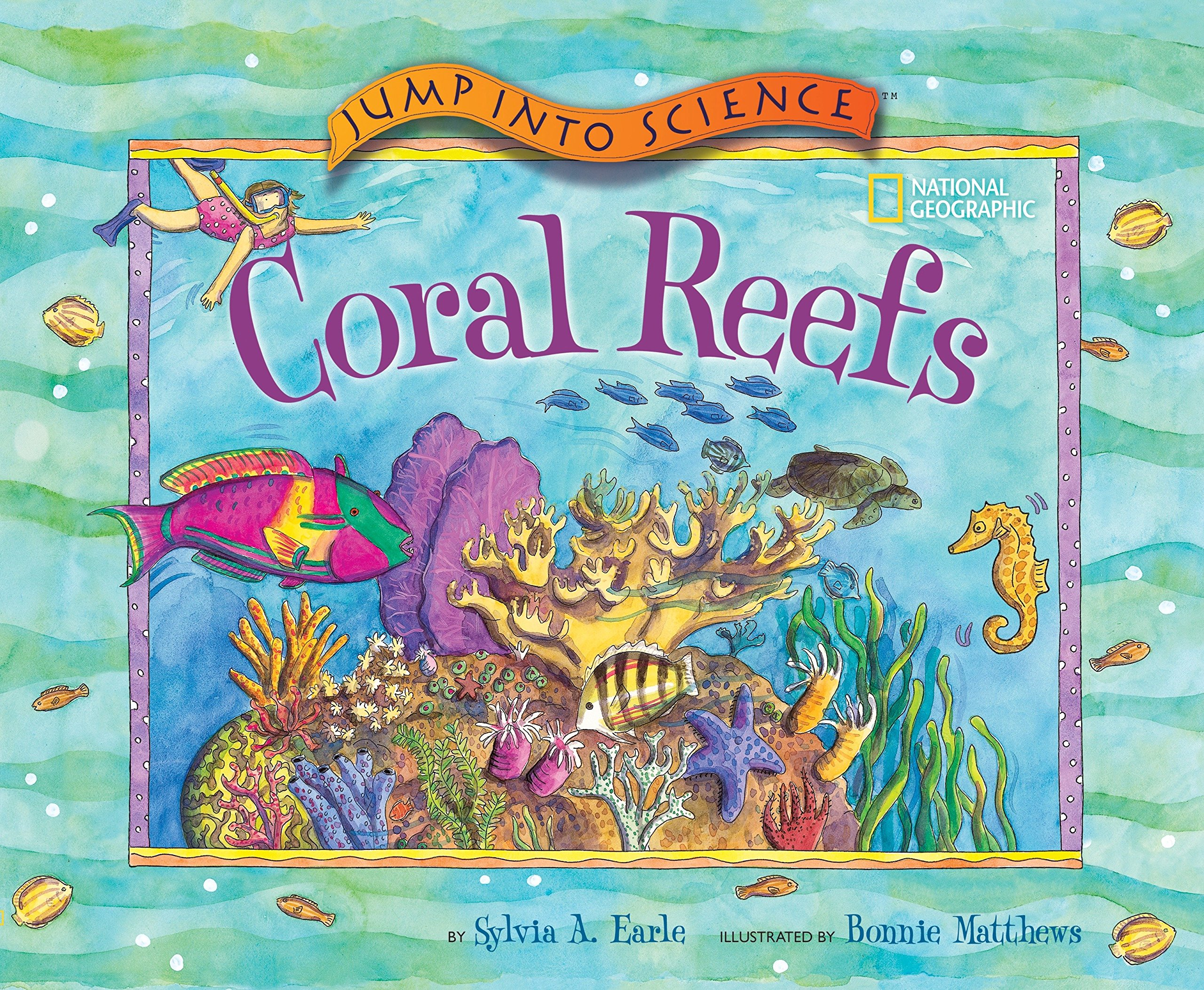 Read Online Jump Into Science: Coral Reefs ebook