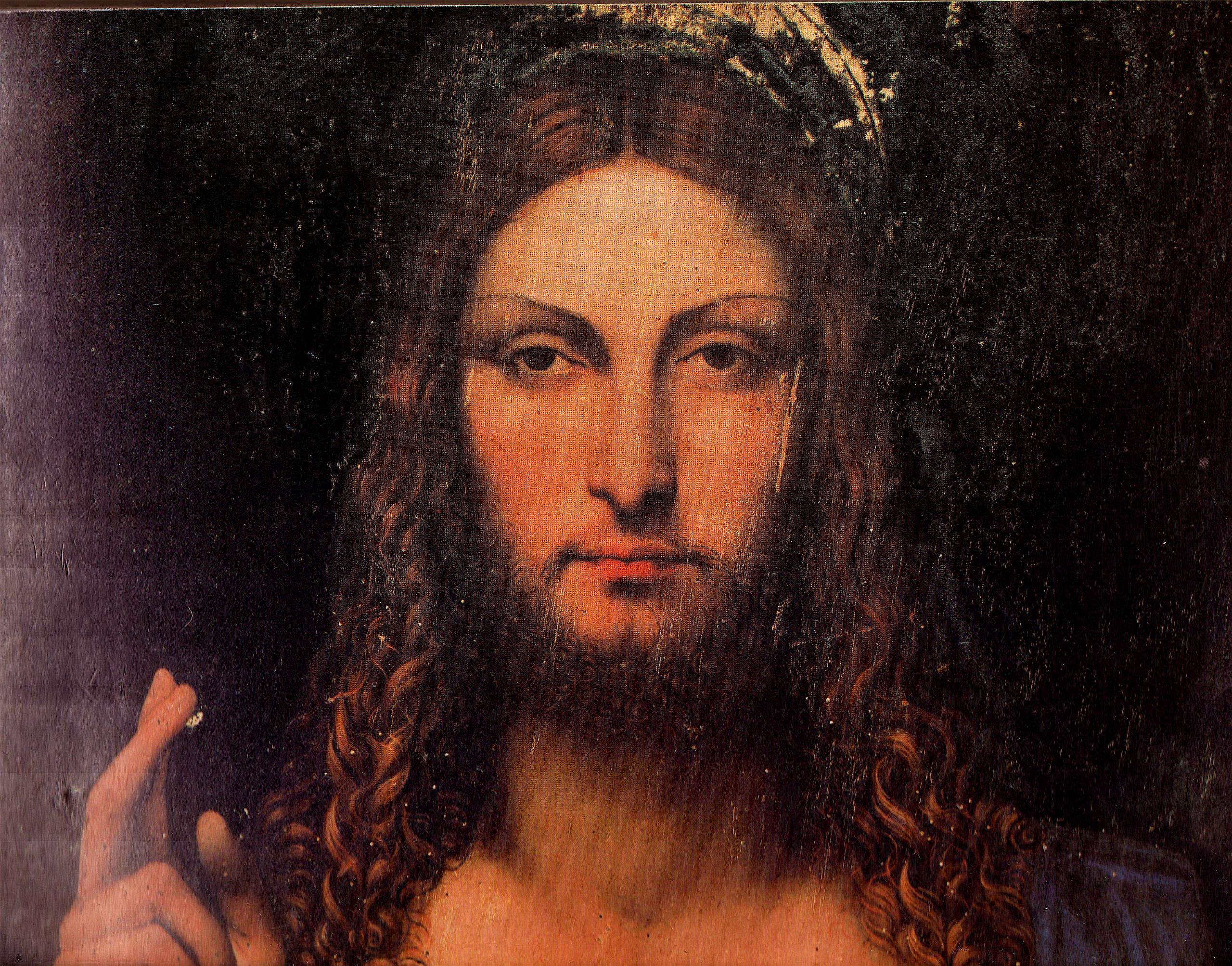 The Salvator Mundi of Leonardo da Vinci: Joanne Snow-Smith