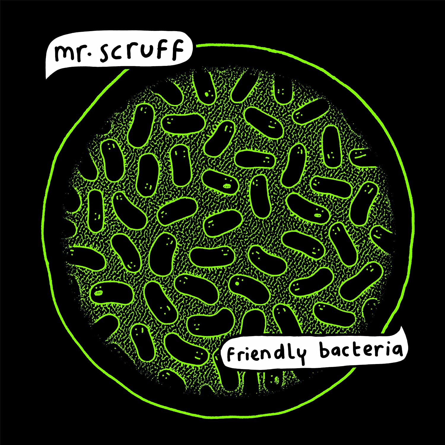 Friendly Bacteria: Mr. Scruff: Amazon.es: Música