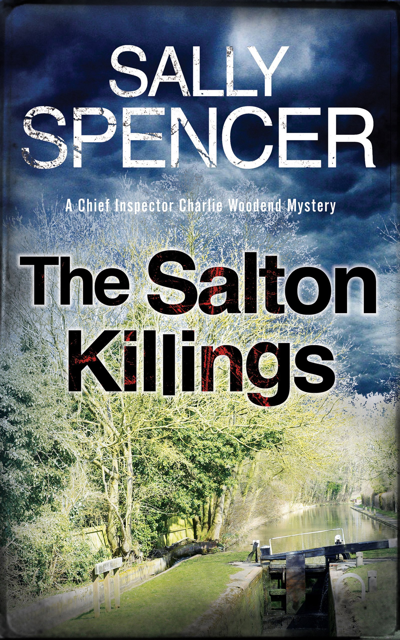 The Salton Killings (A Chief Inspector Woodend Mystery)
