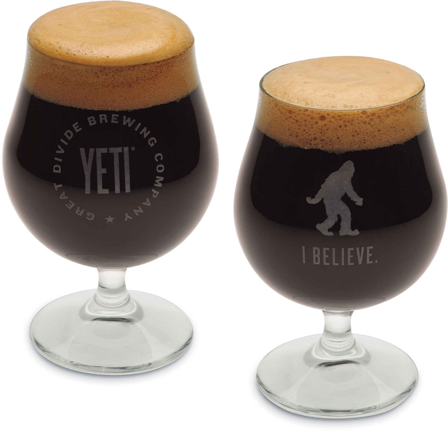 Great Divide — Yeti Brussels Glass