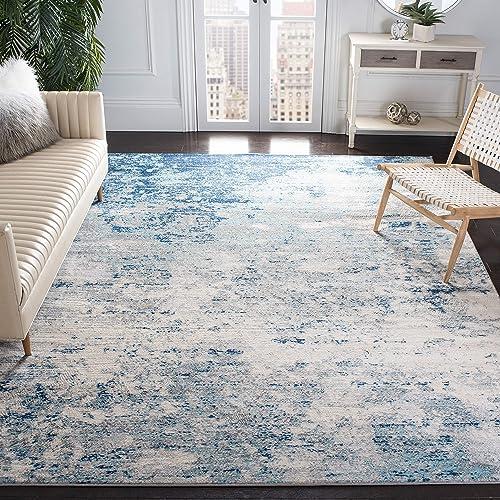 Safavieh Jasper Collection JSP107G Modern Abstract Non-Shedding Stain Resistant Living Room Bedroom Area Rug