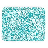 Crow Canyon Home Enamelware Jelly Roll Pan, 16 x